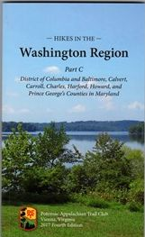 Hikes in the Washington Region: Part C - DC/S. Md. Counties