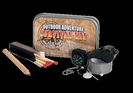 Outdoor Survival Kits