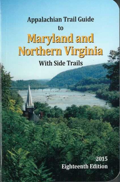 Appalachian Trail Guide to Maryland and N. Virginia (Book 6)