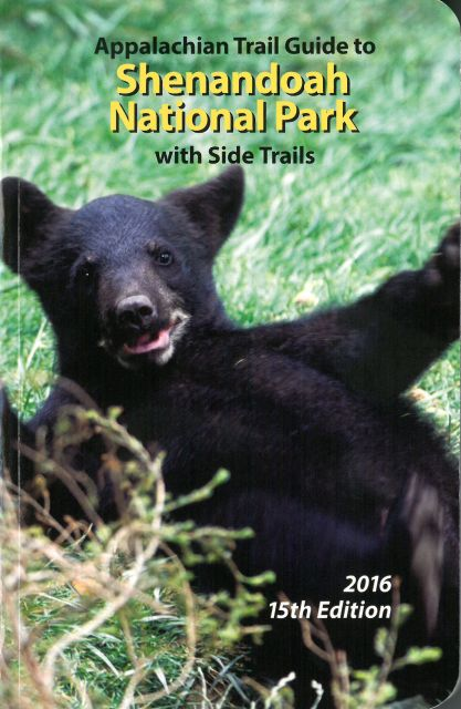 Appalachian Tr. Guide to Shenandoah NP+side trails (Book 7)